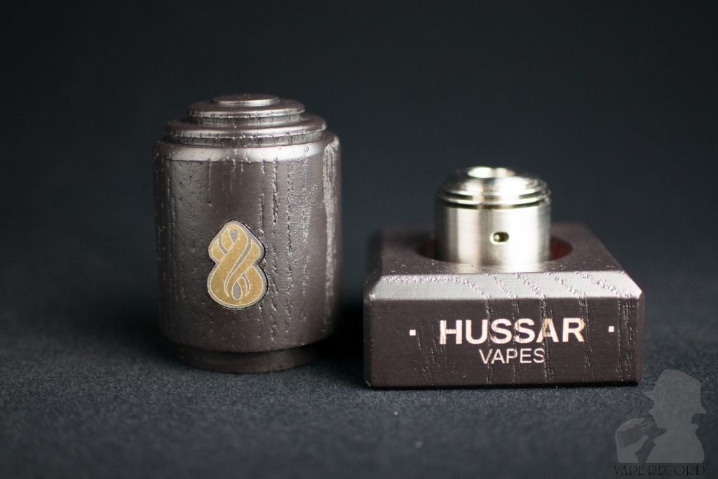 Hussar RDTA by Hussar Vapes レビュー
