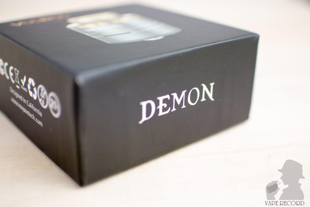 Demon RDA パッケージ側面
