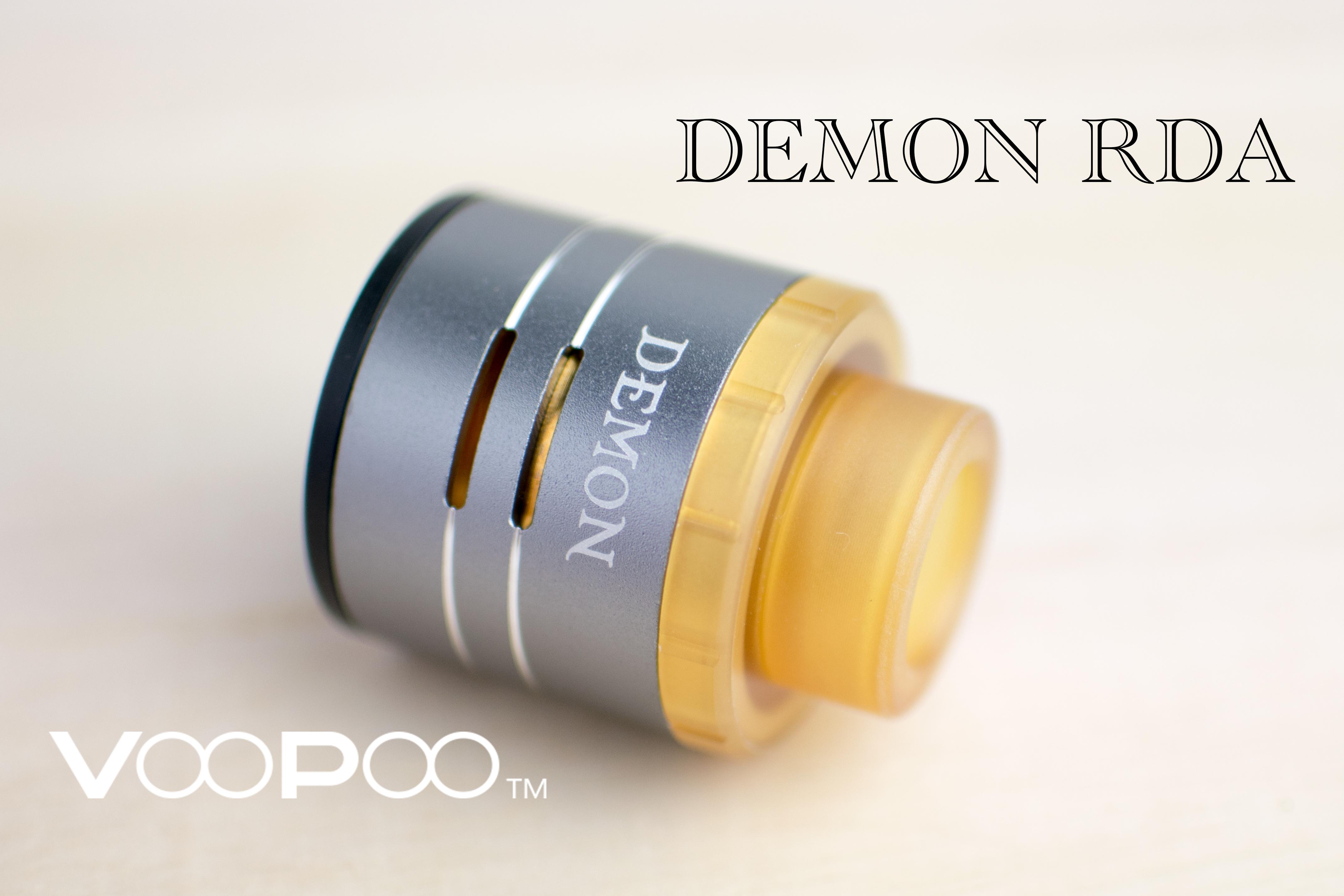 Demon RDA レビュー