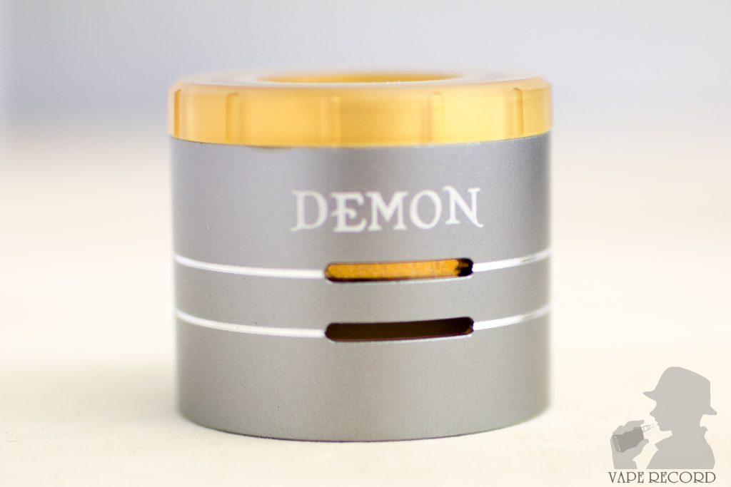 Demon RDA エアフロー構造