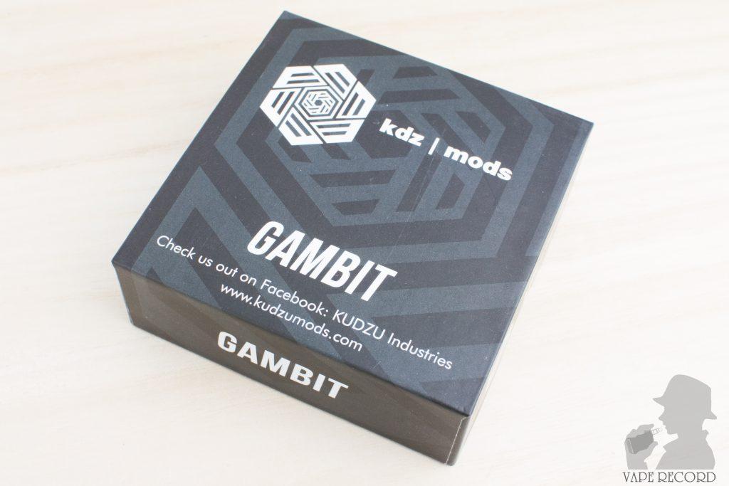 GAMBIT RDA パッケージ