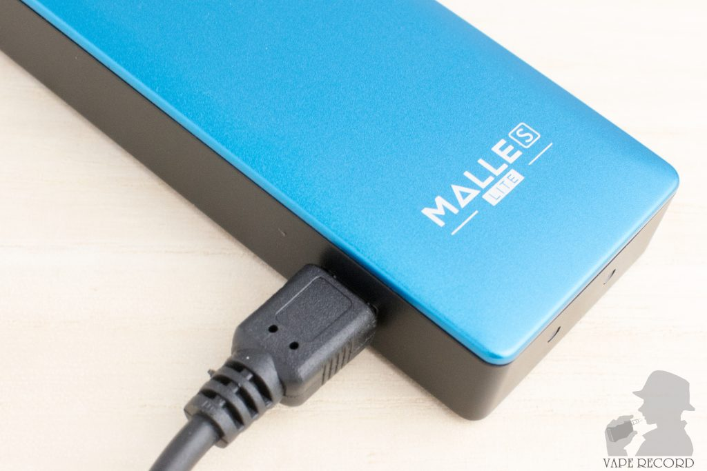Malle S Lite 充電