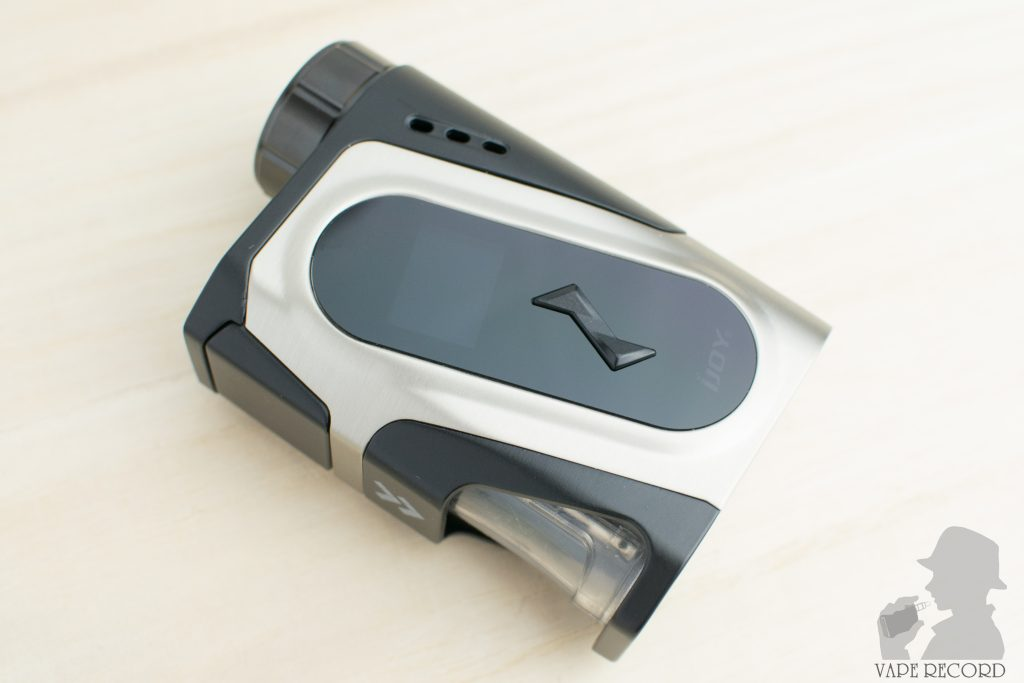 CAPO Squonker Kit MOD全体