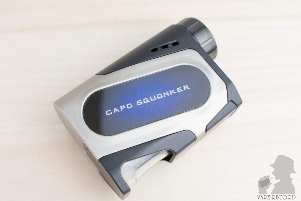 CAPO Squonker Kit 本体裏面