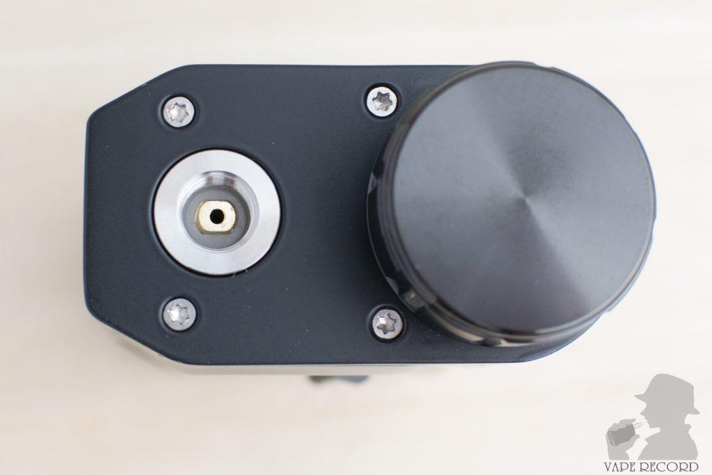CAPO Squonker Kit 接続部