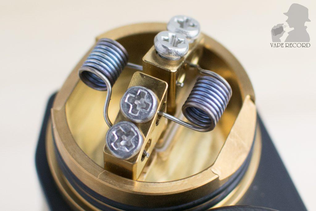 CAPO Squonker Kit ビルド