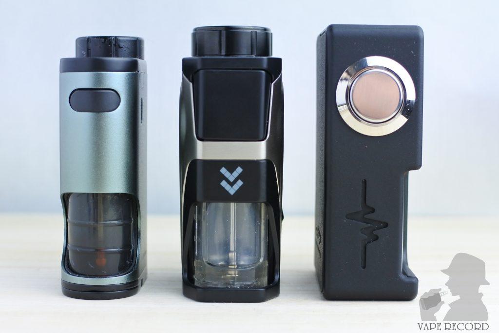 CAPO Squonker Kit サイズ比較側面