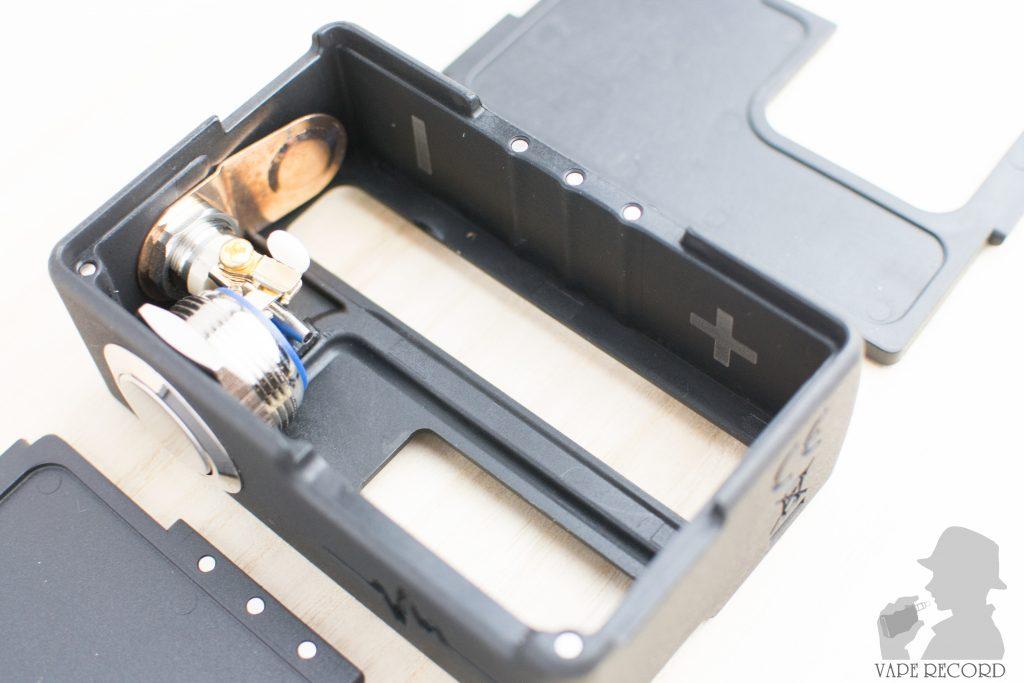Pulse BF バッテリーの向き