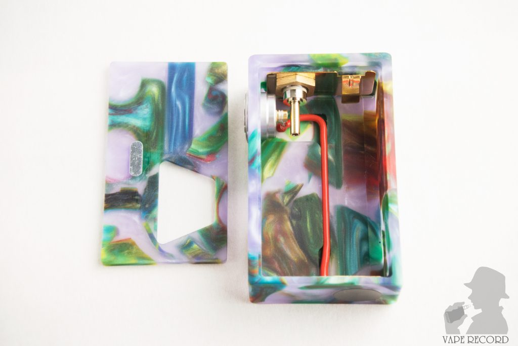 Funky Squonk Resin MOD内部