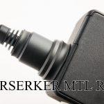 Berserker MTL RDA レビュー
