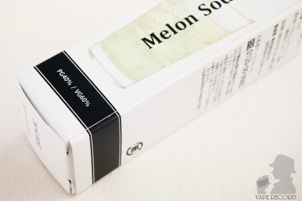 Melon Soda 外箱