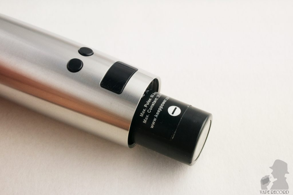Nunchaku バッテリー挿入